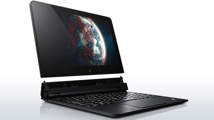 photo Lenovo ThinkPad Helix ultrabook hybride pro