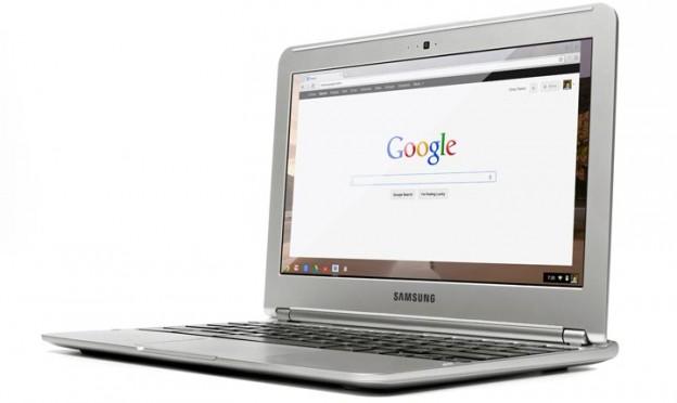 photo Samsung Chromebook 2 presentation