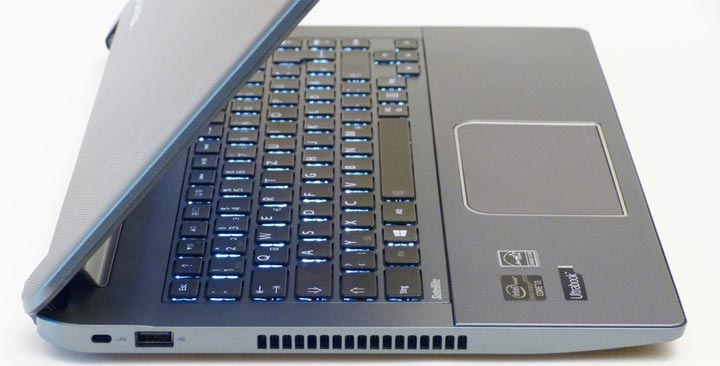 photo Ultrabook Toshiba Satellite U940-11T