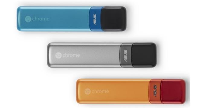 Présentation : Asus Chromebit, un PC dans une clé USB