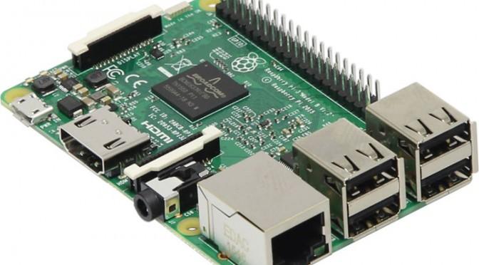 Présentation : Raspberry Pi 3
