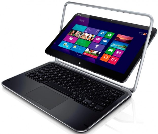 dell latitude xps 12 ultrabook tablette