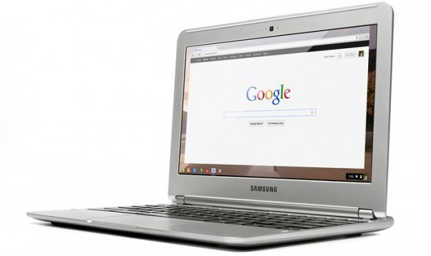 photo Samsung Chromebook 2 presentation