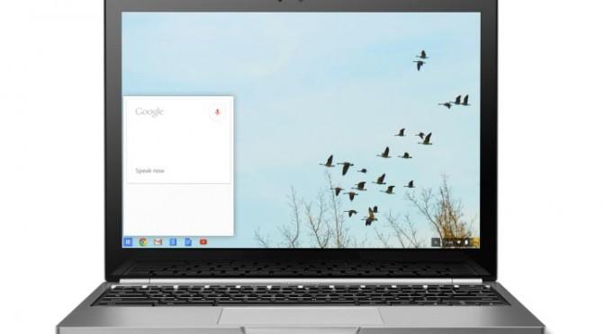 Présentation : Google Chromebook Pixel édition 2015