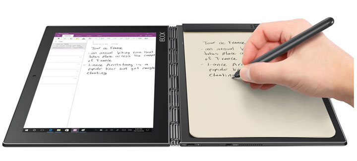 photo lenovo yoga book