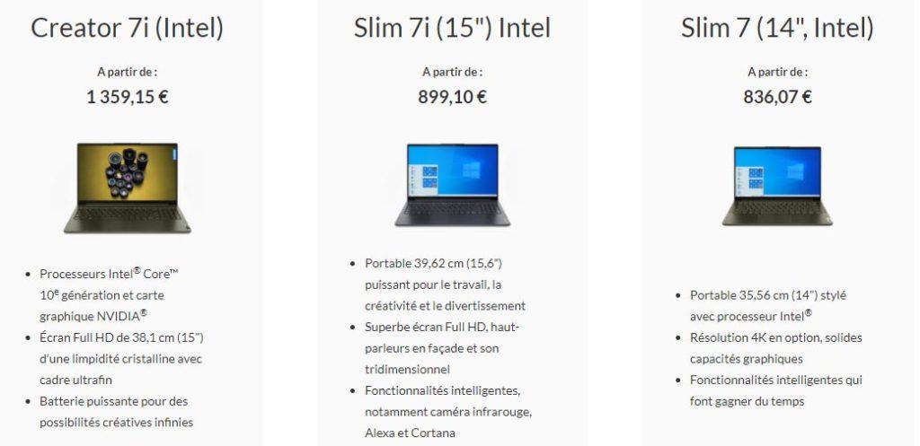 Lenovo Yoga Slim